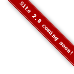site 2.0 coming soon
